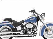 HD FLSTNI Softail Deluxe 2005